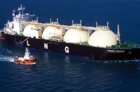Imported LNG prices for gas companies increased