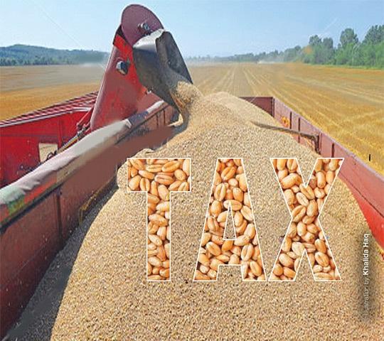 Taxation-On-Wheat-Flour