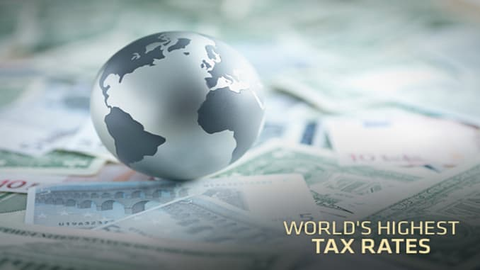 highest_tax_rates_world_2019_corporate_taxes