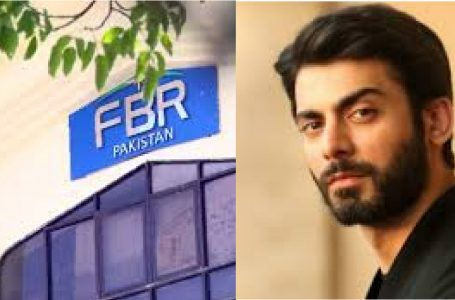 Foreign income tax: FBR launched investigation against Fawad Khan