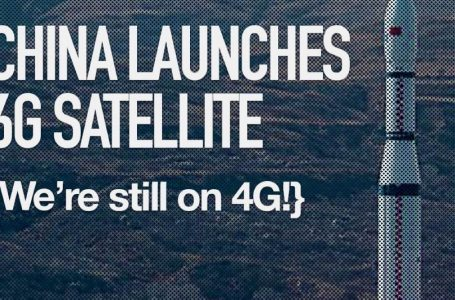 China launches 6G satellite: We are still on 4G