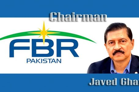 Government appointed permanent chairman of the FBR after six months