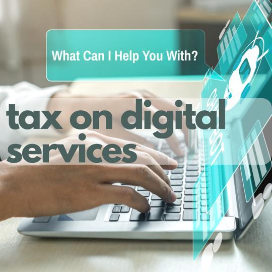 Digital Tax on digital and google ads