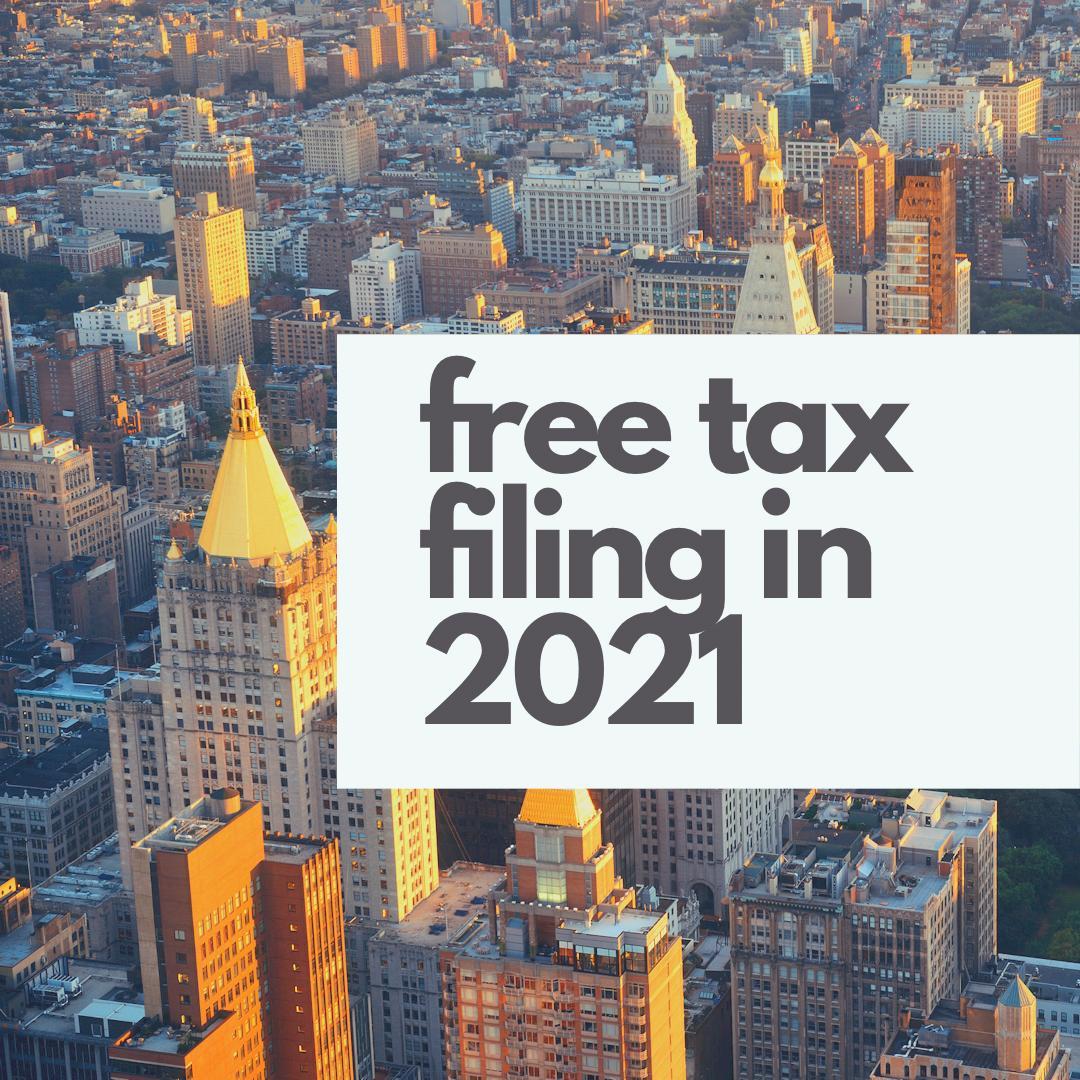 Free Tax Filing In America