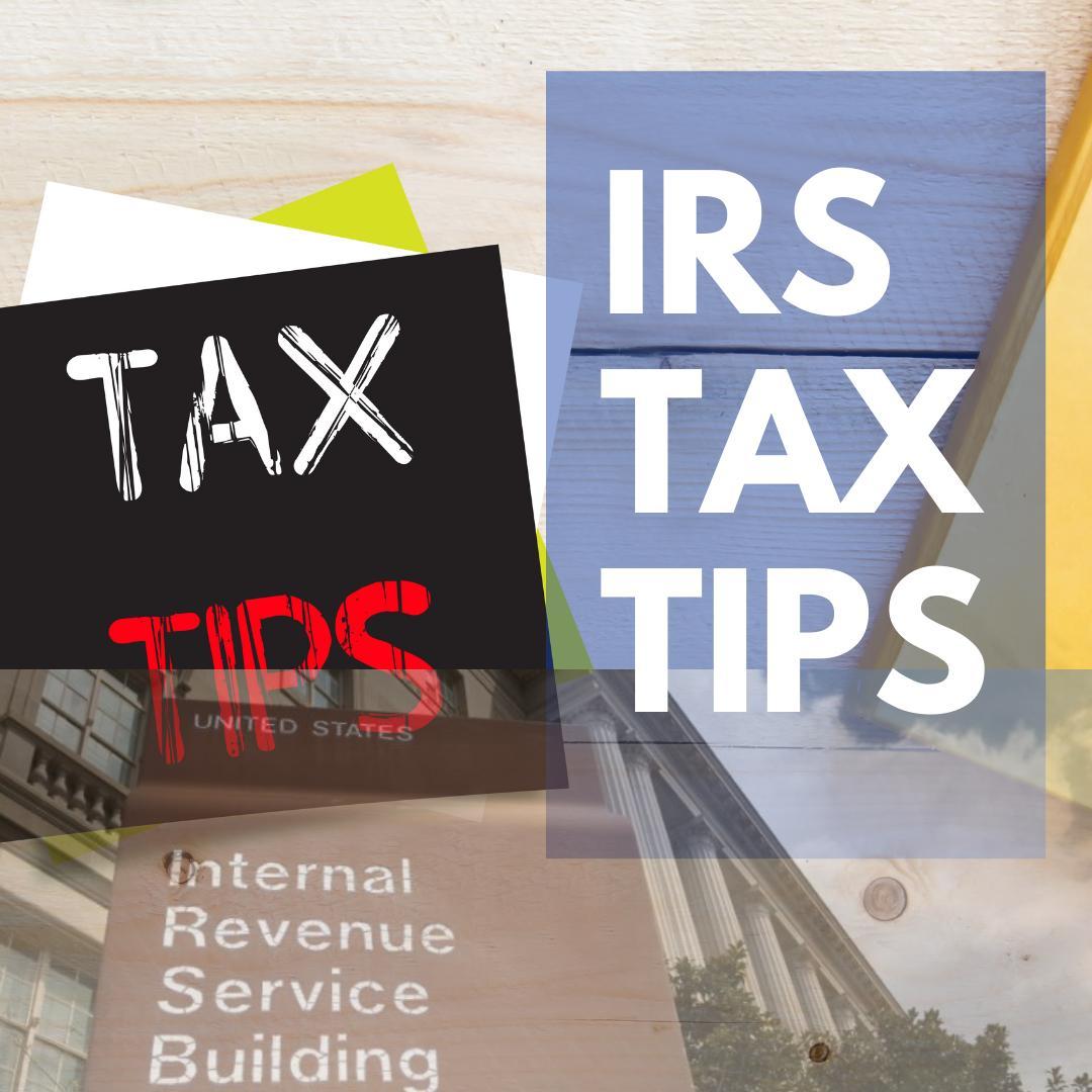 IRS-Tax-Tips