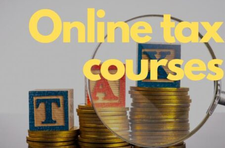 Best Classes Online for Tax Courses In Pakistan