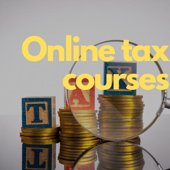 Classes Online Tax Courses
