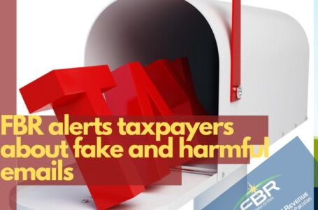 Federal Board of Revenue alerts Taxpayers about Fake and Harmful Emails