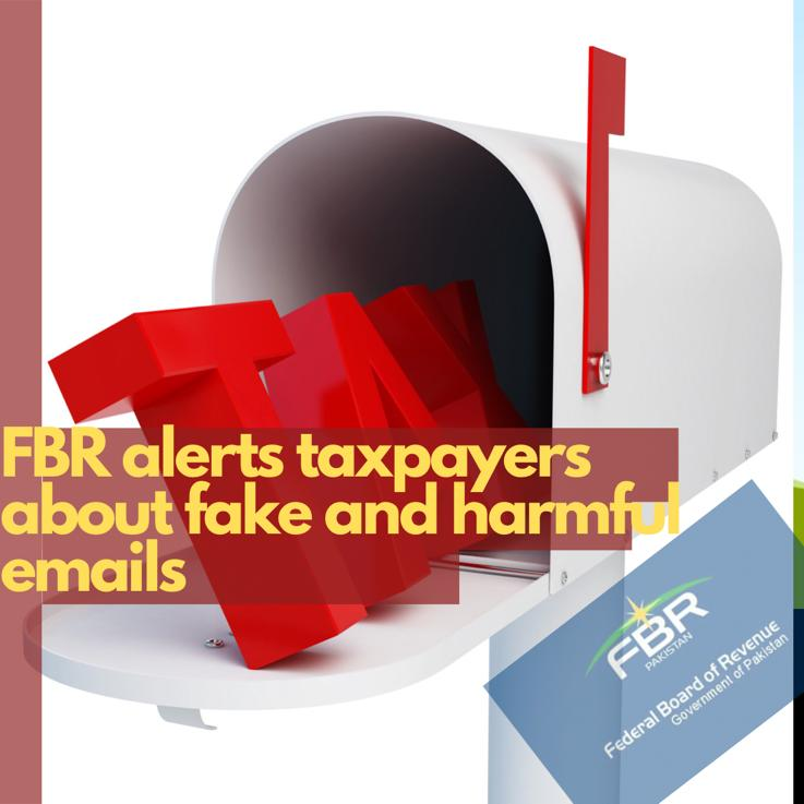 Fake Emails to Taxpayers