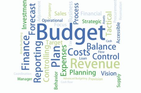 List of Budget suggestions finalized by senate body