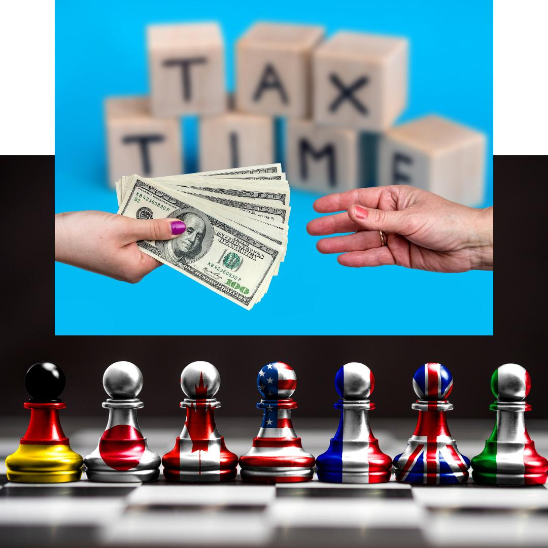 G7 Countries New Tax Deal