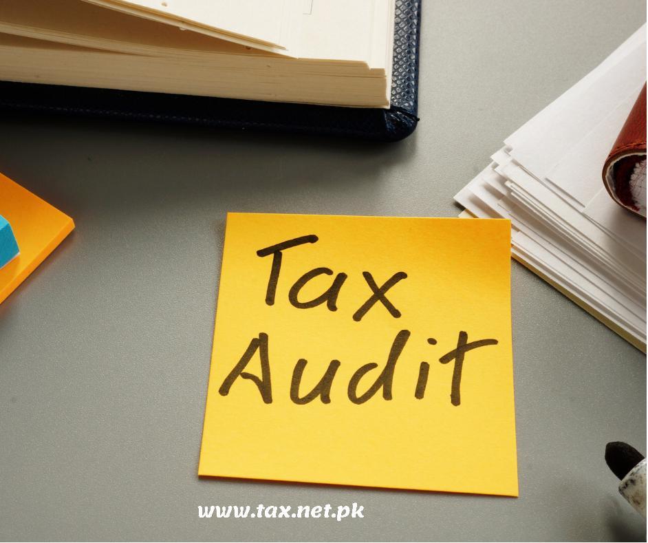 Procedure for Online Tax Audit