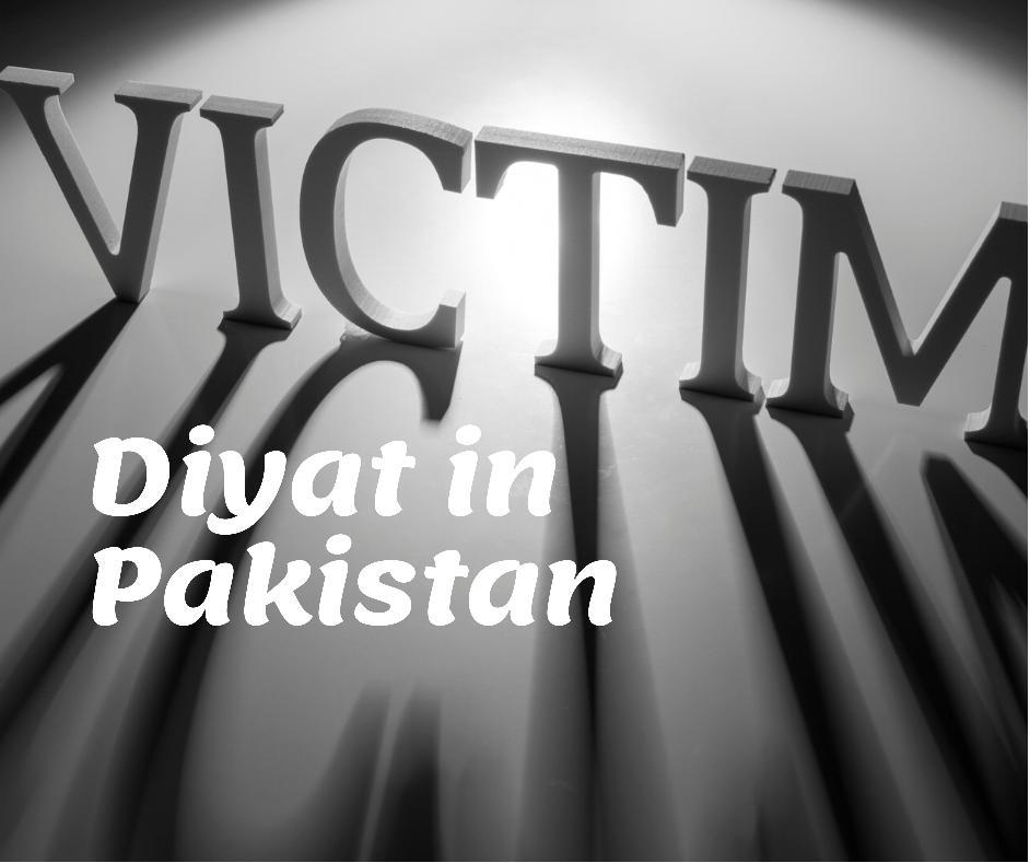 Value of diyat in Pakistan