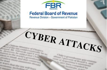 Cyber attack on FBR websites, affected all data centers, and shipments