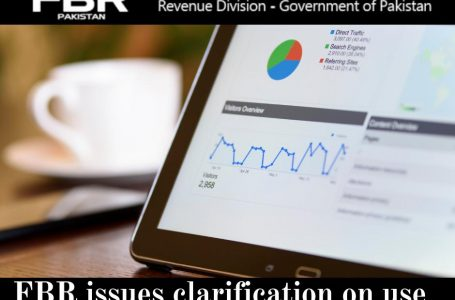 FBR issues clarification on use of pirated software