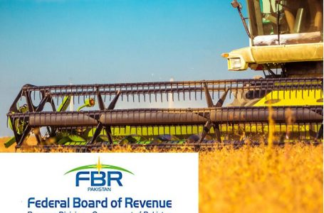 FBR proposes collaboration with Provinces for collection of Agricultural Income Tax