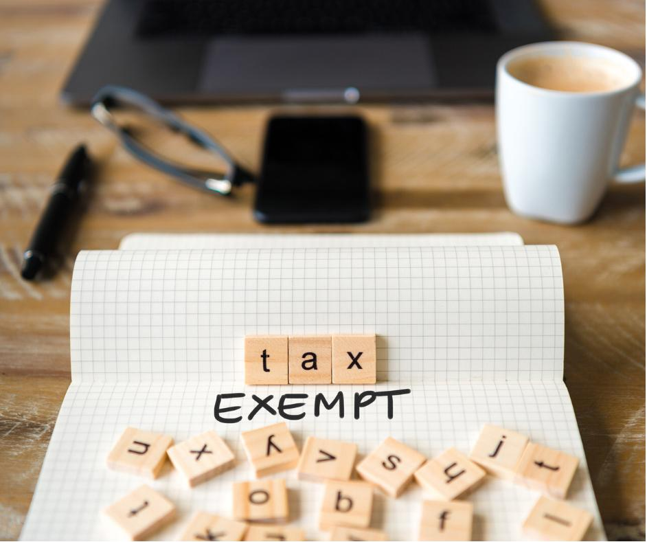 List of Sales tax exemptions granted in budget 2021-2022