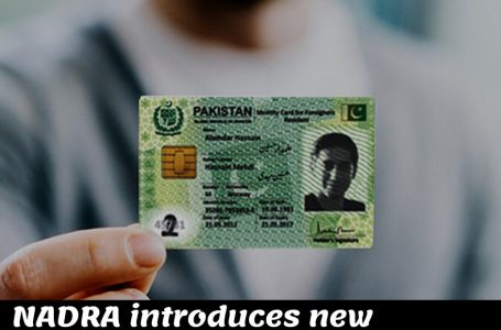 NADRA introduces new verification system to stop fake CNICs