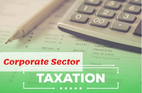 About taxes on corporate income in Pakistan