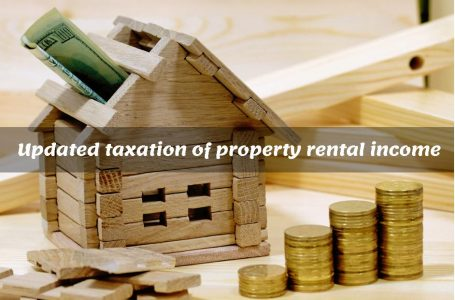 Updated tax provisions for property rental income in budget 2021-22