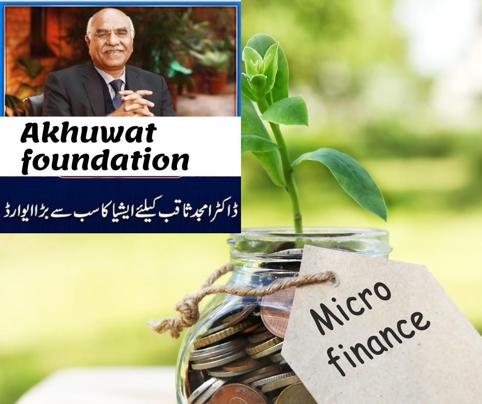 Dr Muhammad Amjad Saqib Director Akhuwat Foundation wins Asia Nobel Prize Award