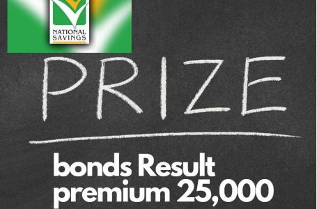 25000 Premium Prize Bond draw list held at Hyderabad On 10 September 2021 Results