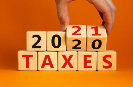 Current figures of income tax returns filing for tax year 2021